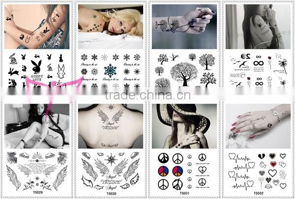 Wholesale butterfly arm band tattoo/body tattoo sticker/temporary tattoo