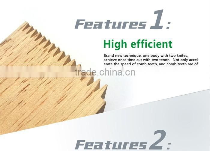 Woodworking Tool For Furniture Mortise and Tenon Cutter Finger Joint Knive 160*9.0*50*4T*12mm