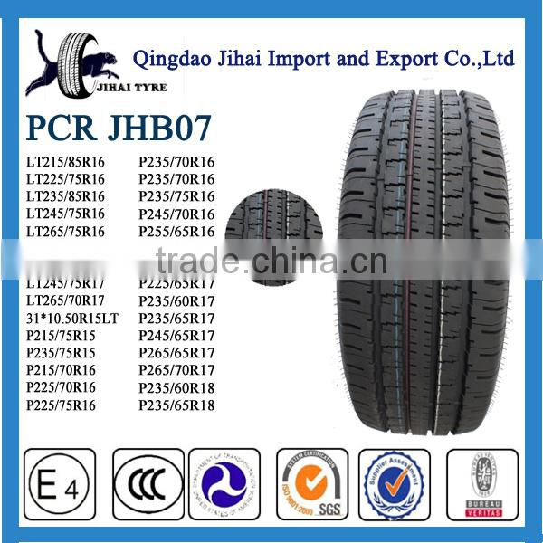 Manufacture tires cheap tubeless radial SUV HT Tires