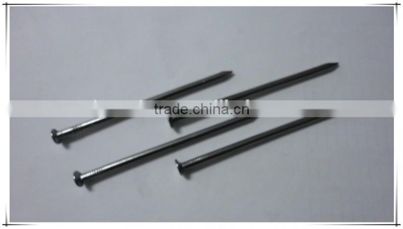 4.5 inch common nail beauty product iron nails from china factory
