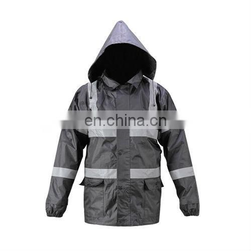 High Visibility Motorcycle Reflective Jacket