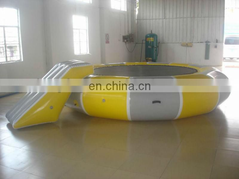 HI CE high quality commercial trampoline for sale, waterpark trampolines for adults