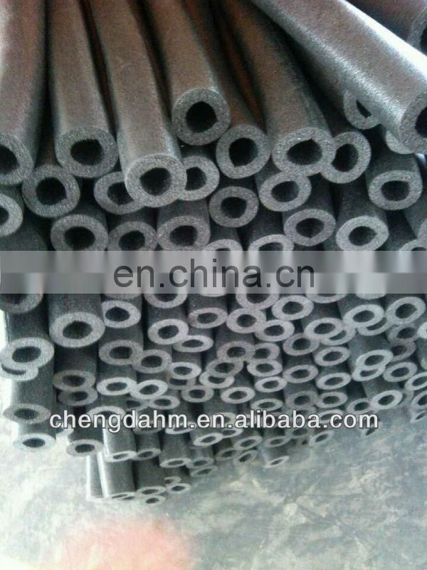 irradiated cross link pe foam tube