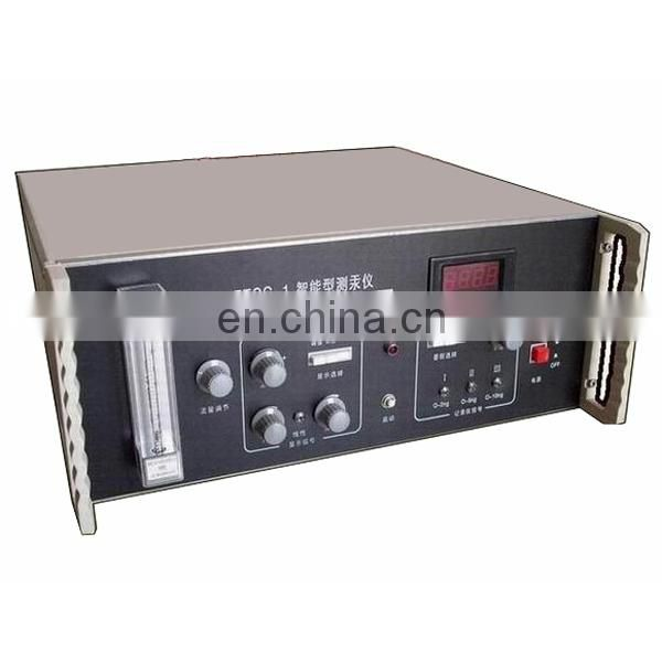 ETCG - 1 cold atomic absorption mercury measurement instrument