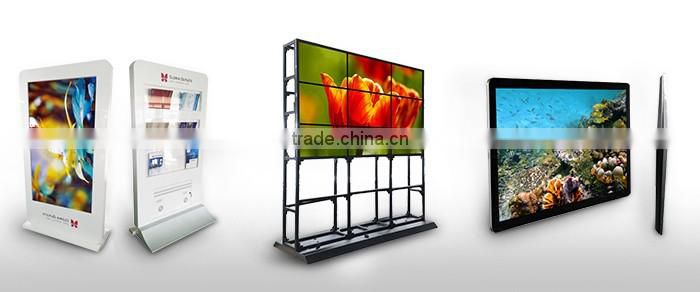 Shop Advertising Touch Screen Display/ Player Self-Payment Vending Kiosk Machine Samsung Led Electronic Advertising Board