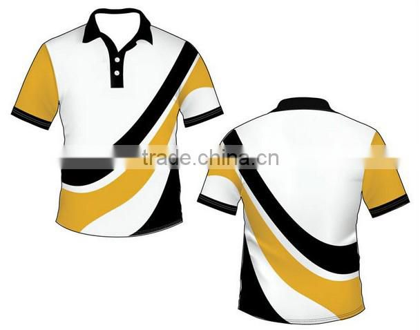 New Design High Quality Customized Cricket Jersey