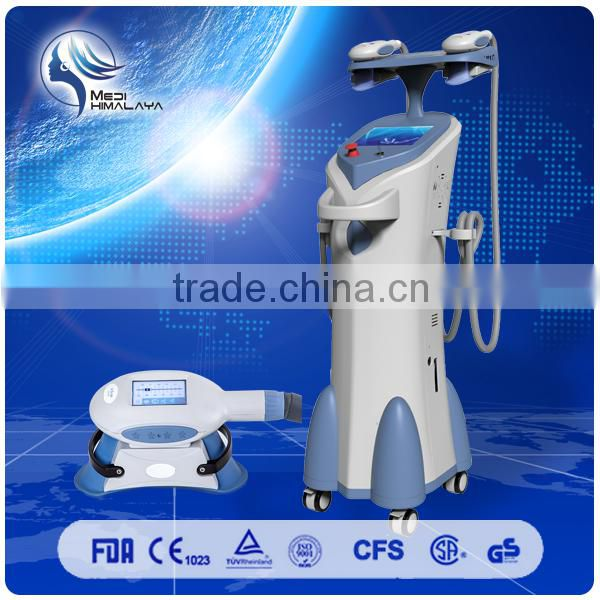hot attractive body massager vacuum suction machine in salon