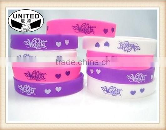 Find the Cure Jelly Bracelet Silicone Rubber Band Bangles Bracelets Wristband