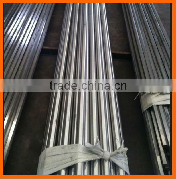 Factory price super duplex stainless steel 2507 round rod