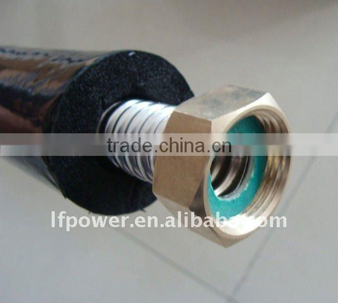 Solar Knitted hose 15 Meter ,20M stainless steel pipe