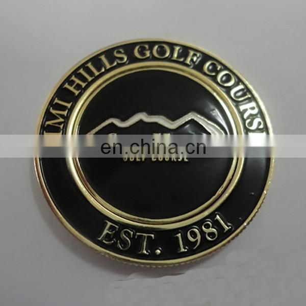 golf magnetic coins magnetic coin golf ball marker