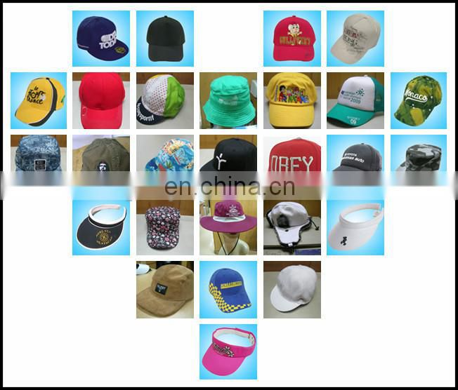 wholesale customize made white bucket hat