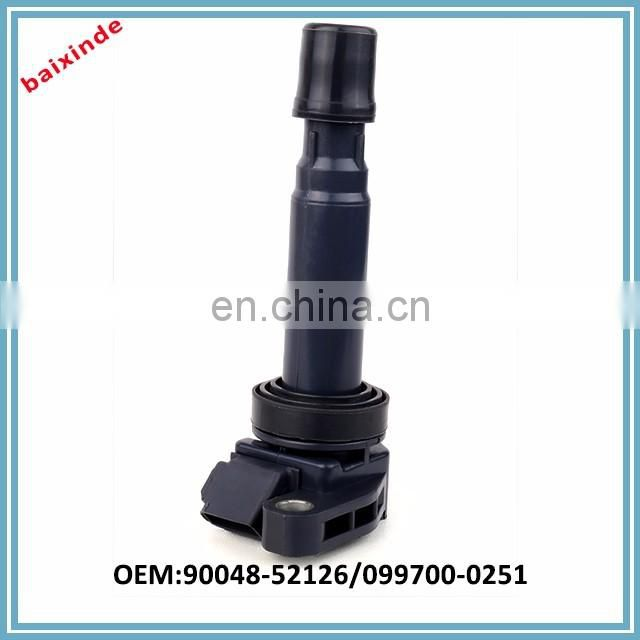 BAIXINDE Ignition Coil pack 90048-52126 099700-0251
