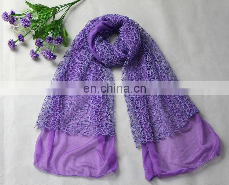 young ladies scarf with freshing feel (JDT-034_12#)