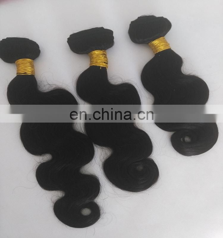 Top quality body wave brazilian hair bundles