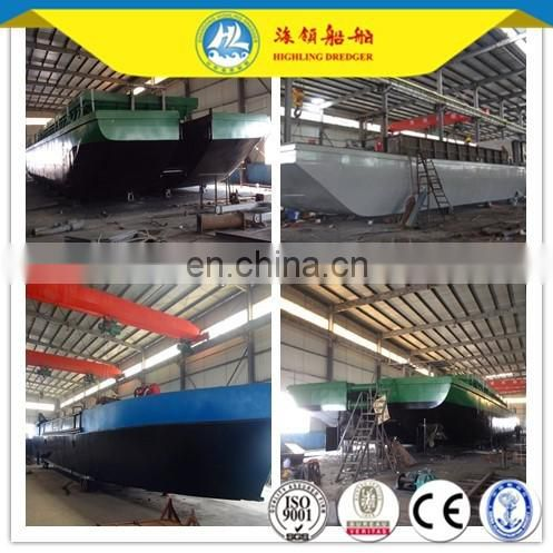 Sand Transportation Carrier Ship Capacity 300ton Hot Sale China