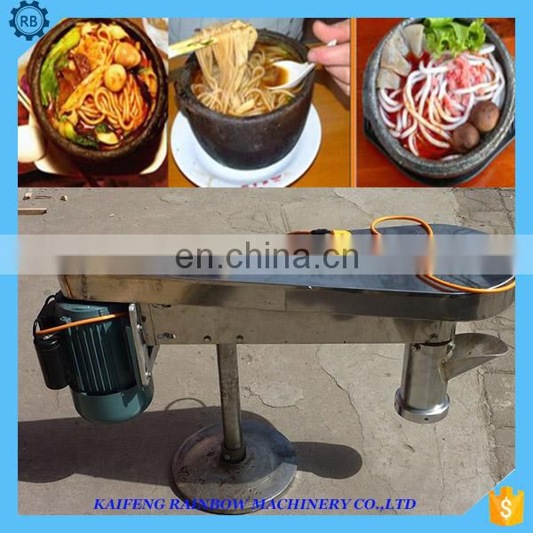 High Performance Potato Noodle Maker Machine Fresh Starch Vermicelli Noodle Making