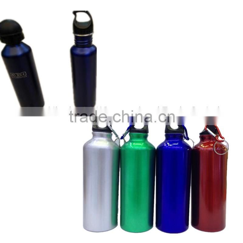 Double wall stainless steel coke bottle vacuum cola bottle with ss lid