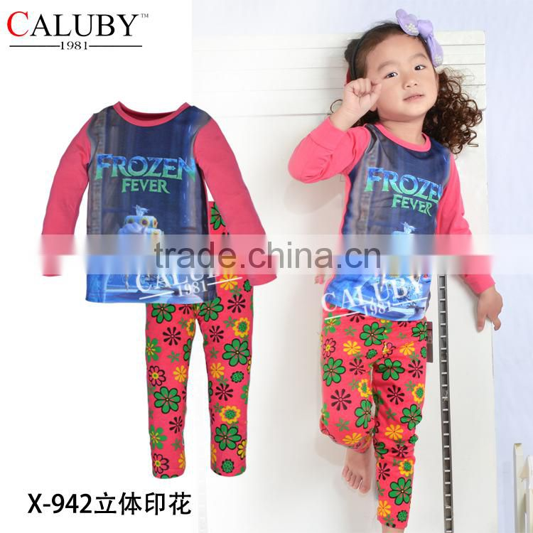 frozen 2 kids pajamas wholesale elsa queen children pyjamas elsa and ... 8917a16e8