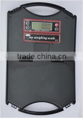 Postal weighing scale parcel scale
