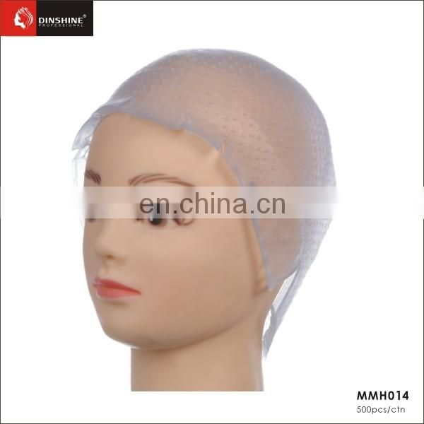 2016 Rubber Hair Cap Hair Heat Cap Salon Hair Dye Cap with hot sale