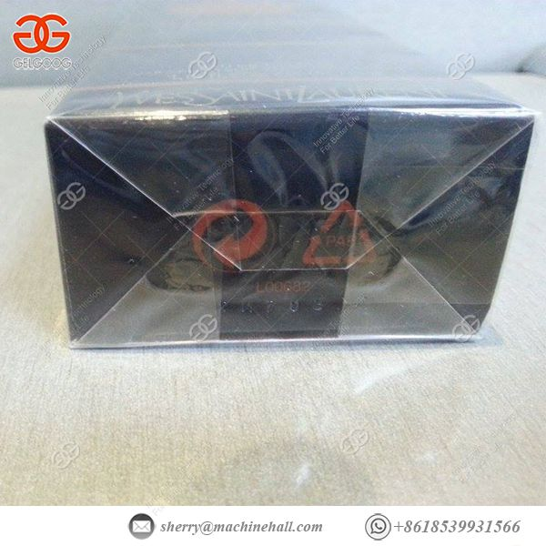Bopp Box Packaging Machine Plastic Sealing Machine Image