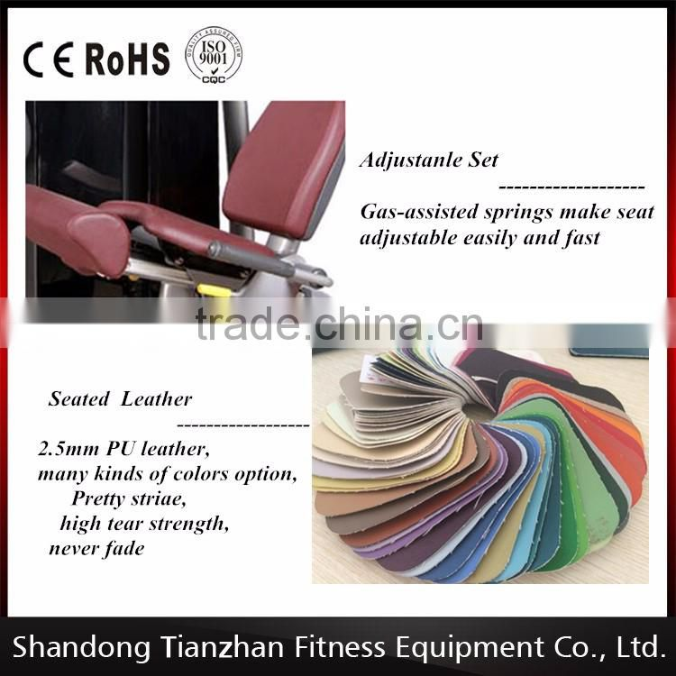 New Design 2016/High Quality/CE Approved Commercial Gym equipment/Fitness equipment Biceps Machine TZ-6046