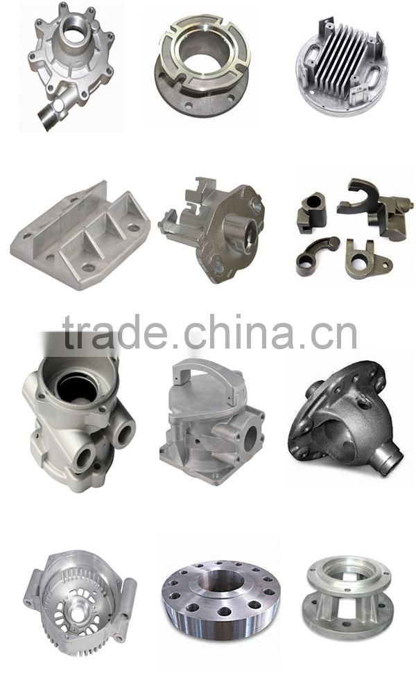 Alibaba trade assurance china foundry OEM custom made cad drawing automotive grey ductile iron sand casting parts