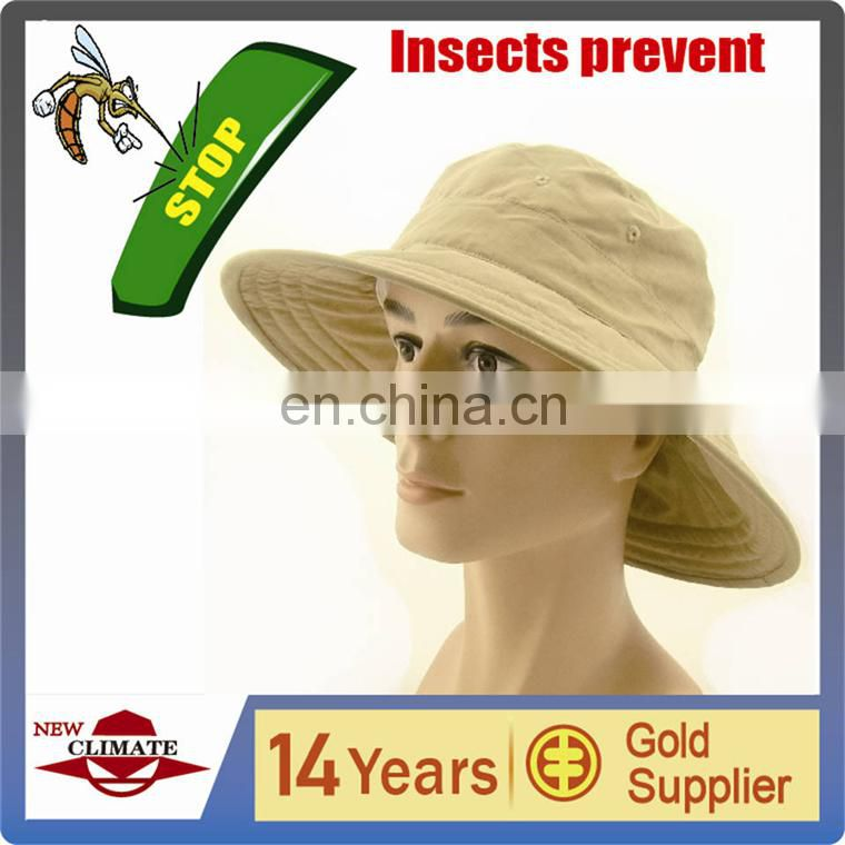UV hat,Lady's fashion mosquitoproof hat