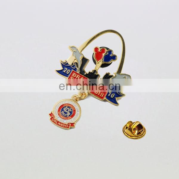 glitter id badge holder guitar badge and pins suppliers