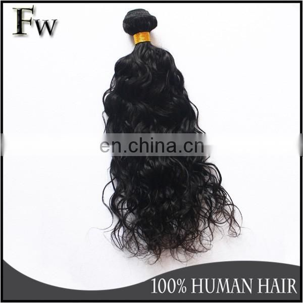 Alibaba China factory virgin remy human hair weft tangle&shedding free short soft and free hair products