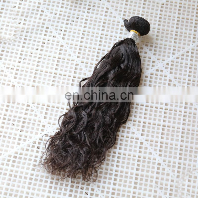 aliexpress virgin natural indian hair factory price cuticle aligned hair for black women