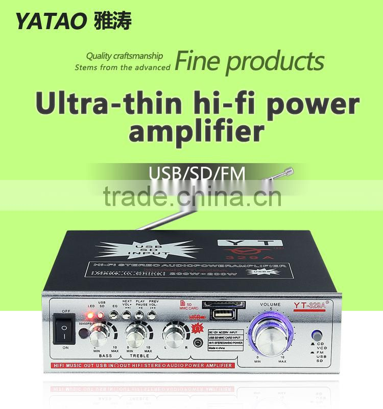 power switch circuit board YT-329A /remote control mp3