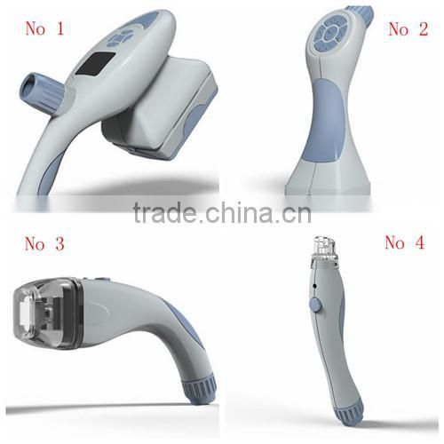 4 handles vacuum roller velashape beauty machine
