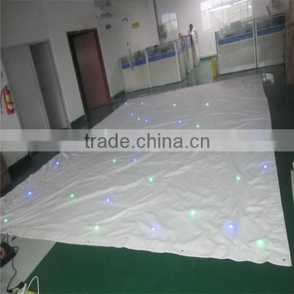 wedding stage backdrops decoration white