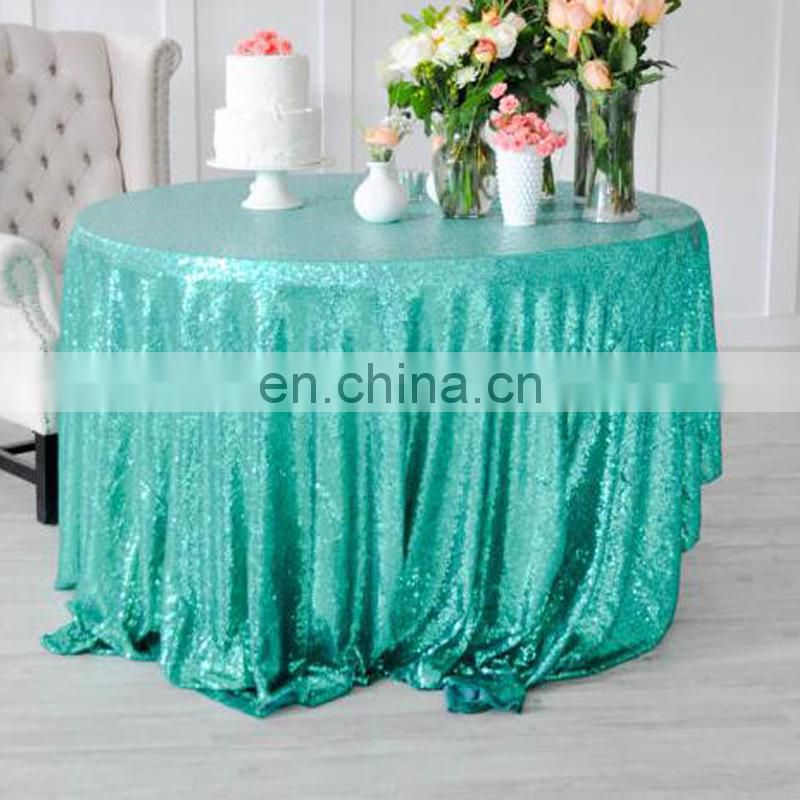 turquoise garden table cover wedding garden table cloth
