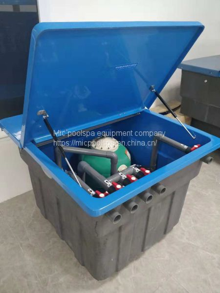 swimming pool filter China manufacturer Image