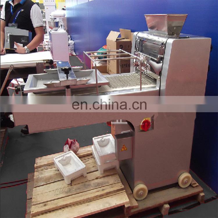 Automatic commercial used toast bread machine for bakery Image