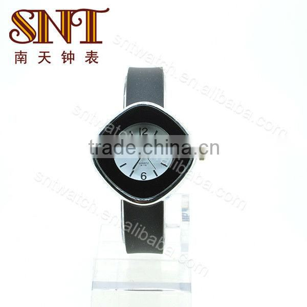 SNT-SI028 silicone watch ladies beautiful ladies fancy watch