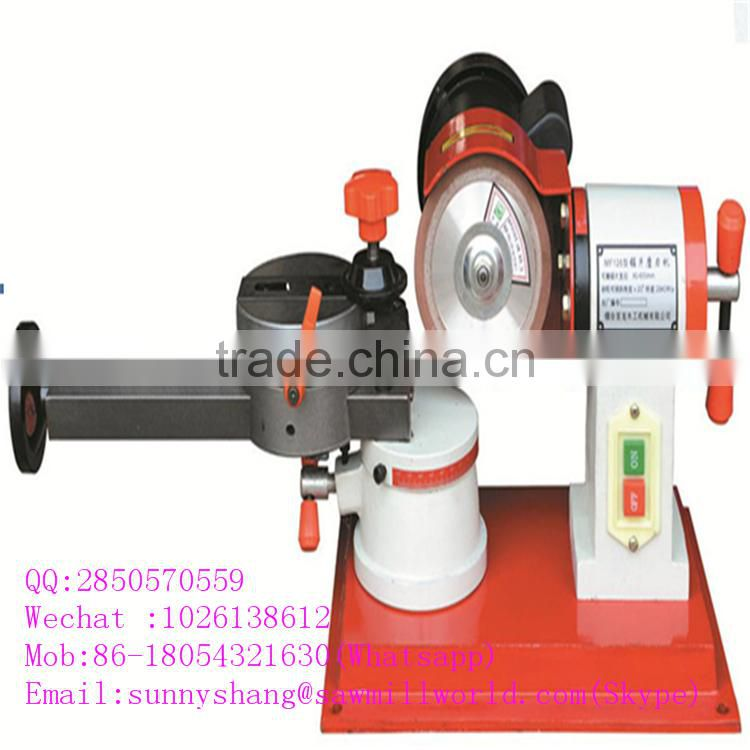 Automatic Portable Band Saw Mill Blade Sharpener With Electric Engine