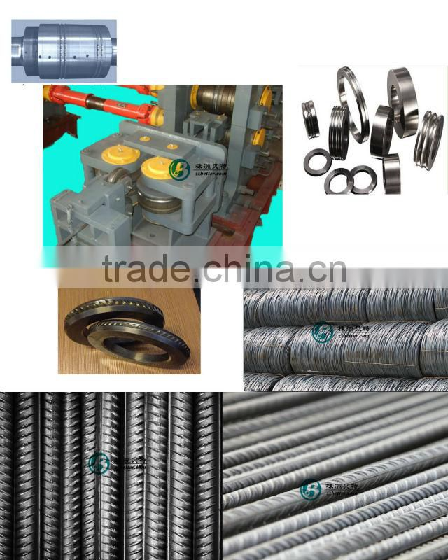 carbide forming rolls supplier