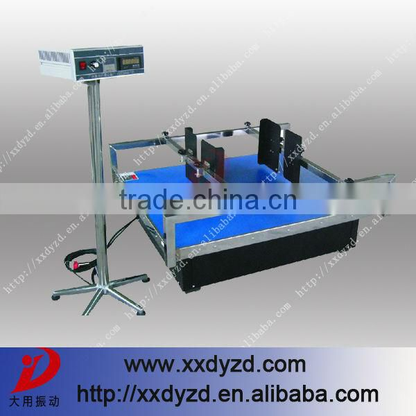 DY high efficiency shaker table vibration