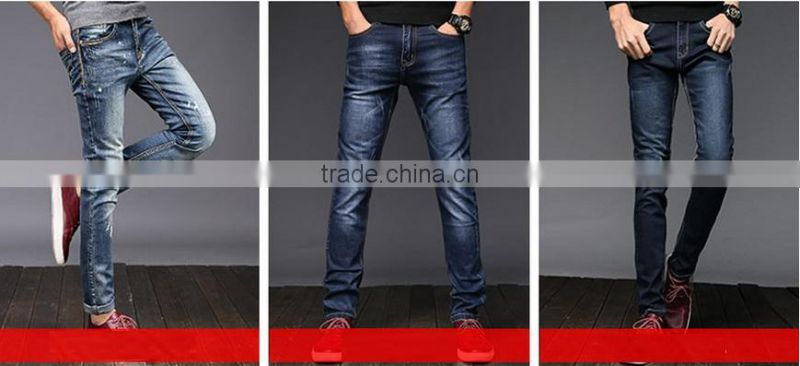 Cotton New Style Jeans Pants Men with High Quality