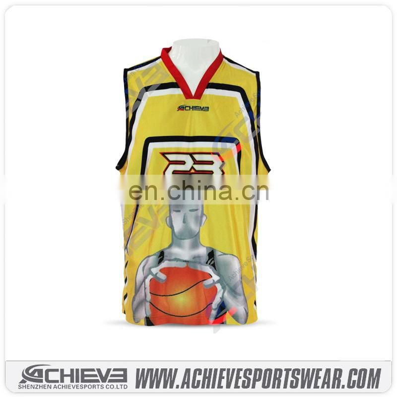 73ed96b56 custom new style basketball jersey