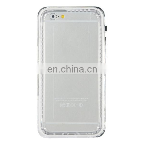 Wholesale mobile phone accessories ultra thin PC waterproof case for mobile phone with Lanyard
