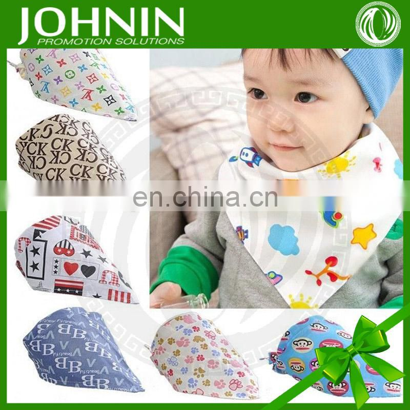 2015 Latest Wholesale Soft Cotton Baby bib
