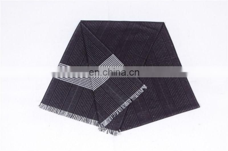 2013 lastest man scarf of british-style for winter and autumn scarf and silk scarf with double brushed shawl