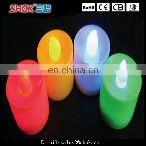 wholesale battery operated led candle wick