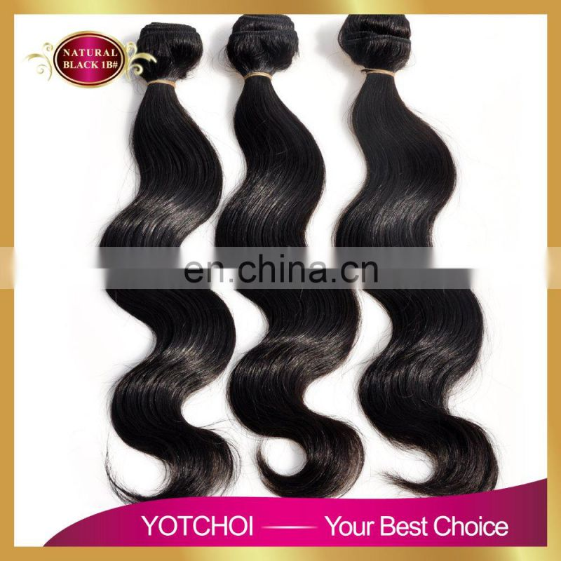 Direct Factory Cheap price for big sale 2016 Very Popular Virgin Brazilian Body Wave Human Hair