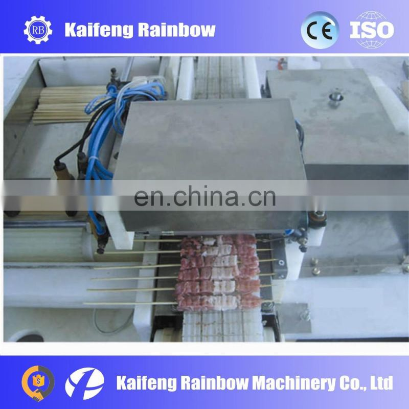 Electrical Easy operation meat wearing machine
